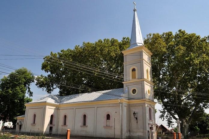 Kalmandi templom