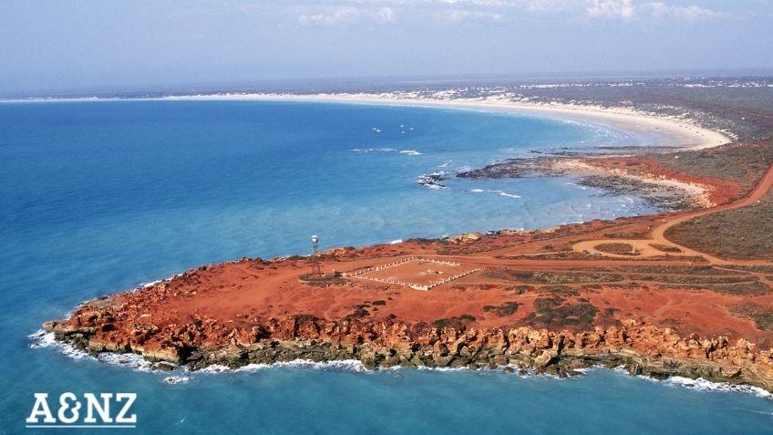 Gantheaume Point Western Australia