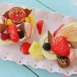 アンパンマンのキャラチョコ作り方