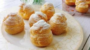 卵白消費 シュークリーム レシピ