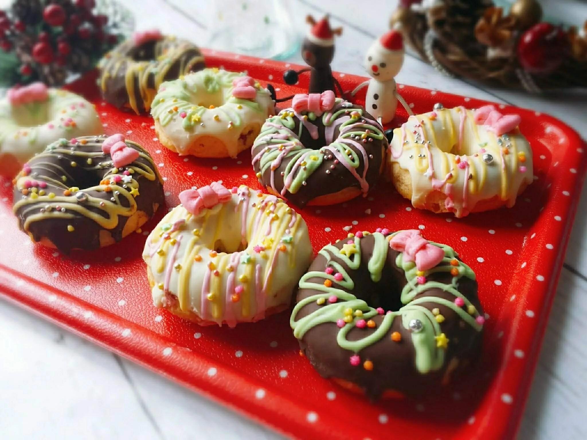 焼きドーナッツ レシピ