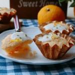 柚子ジャム パウンドケーキ