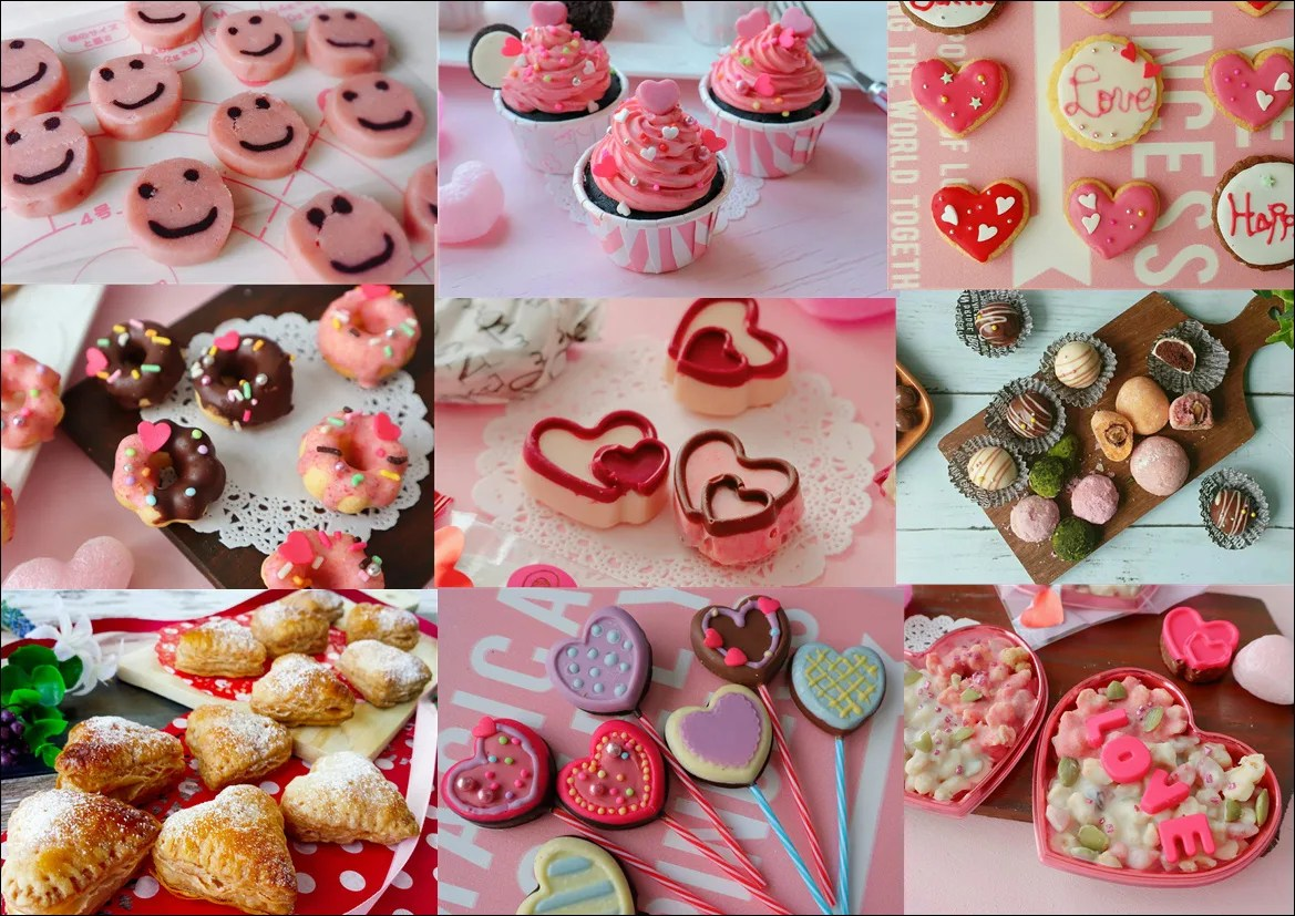 バレンタイン 手作り 簡単 かわいい