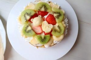 バースデーケーキ 手作り 簡単