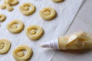 絞り出しクッキー 作り方