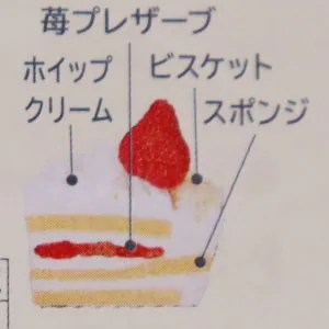 クリスマスケーキ セブン 2019