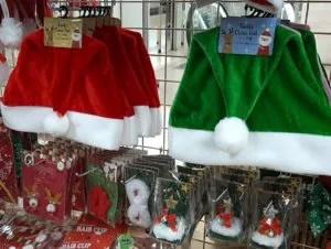 セリア クリスマス コスプレ