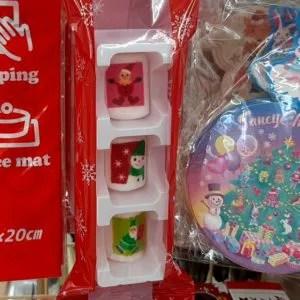 クリスマス ケーキ 飾り 100均