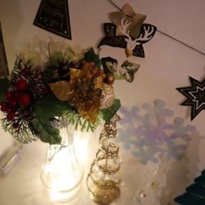 クリスマス 部屋 飾り