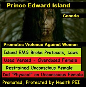 Health PEI and Nova Scotia Health Corrupted Collusion to protect Medavie EMS