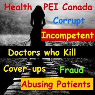 Health PEI and Nova Scotia Health corrupted collusion to protect Medavie EMS illegal, criminal and horrid acts. Negligence and death has resulted