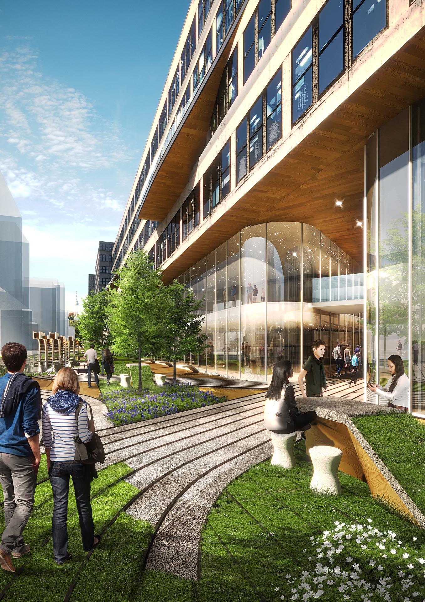 Landscape Urban Design