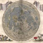 Image: Selenographia, sive Lunae descriptio, Johannes Hevelius,