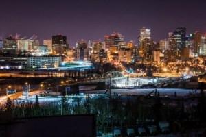 Edmonton. Photo by Jeff Wallace.