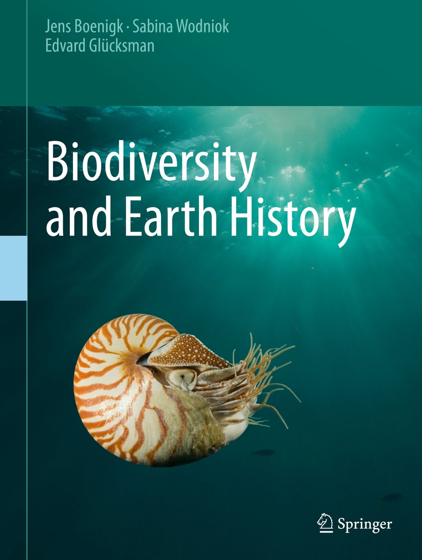 Earth's history and biodiversity – in Technicolor!