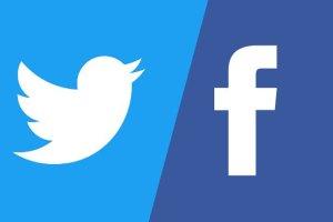 Twitter versus Facebook