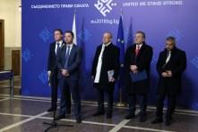 среща енергетика Борисов