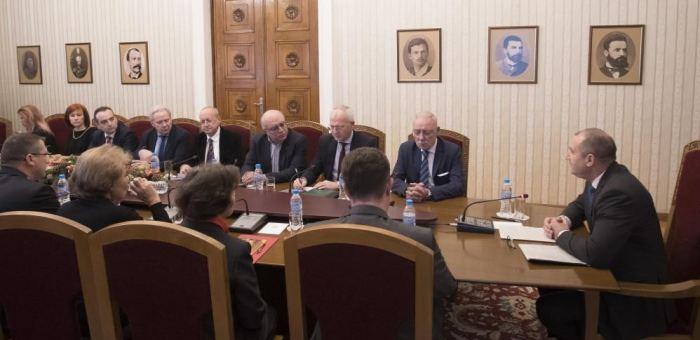 Състоянието на бизнес климата обсъдиха ръководителите на АОБР с Президента на РБ