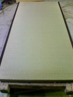 手縫いの畳