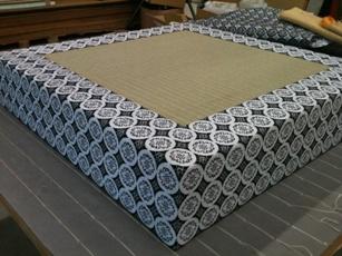 二畳台礼盤畳
