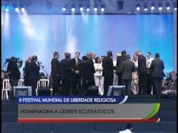 II FESTIVAL DE LJBERDADE RELIGIOSAb