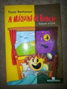 A MÁQUINA DE BRINCAR