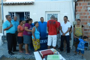 batismo juremal