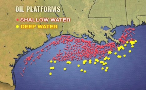 offshore oil history