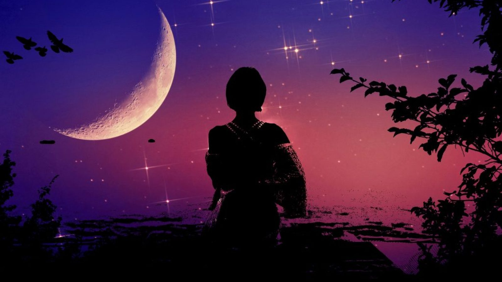 Promo image for Transforming Through It: Pisces New Moon