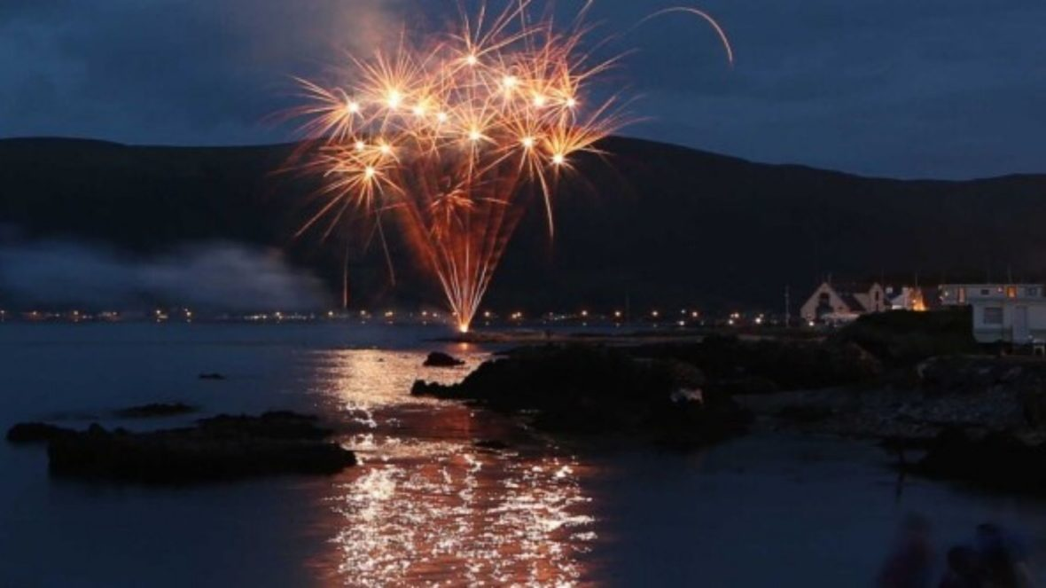 Heart of The Glens Festival (early August)