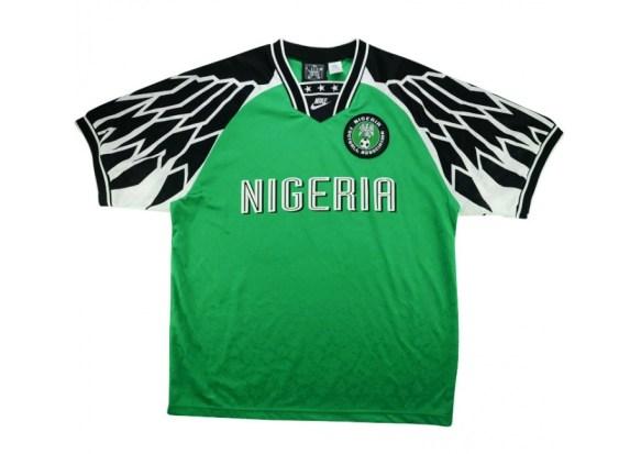 Nike e Nigeria come nel 1994 | numerosette.eu