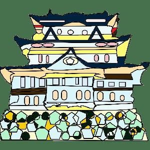 画像:小田原城