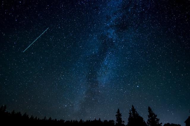 みずがめ座δ流星群2019年7月福岡で見える方角やピーク日、時間を紹介!おすすめスポットも