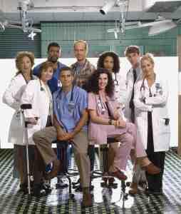 ER緊急救命室シリーズ