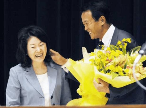 麻生太郎の妻がすごすぎ!皇族?やり手実業家?父親も総理大臣だった!