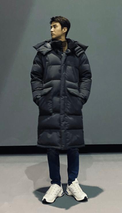 ペンタゴンメンバー身長179cmのヨウォン全身