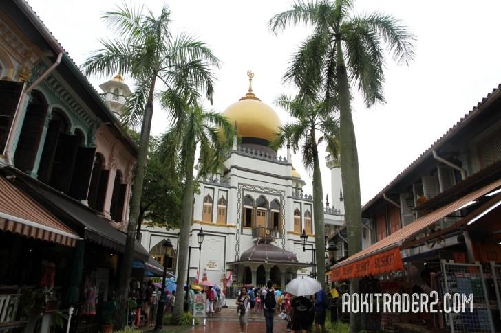 シンガポールのスルタンモスク