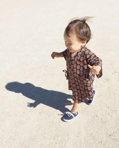 76cm: KAME TERRE ENFANT 18 month