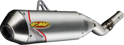 fmf mini powercore 4 spark arrestor klx140 l 08 17