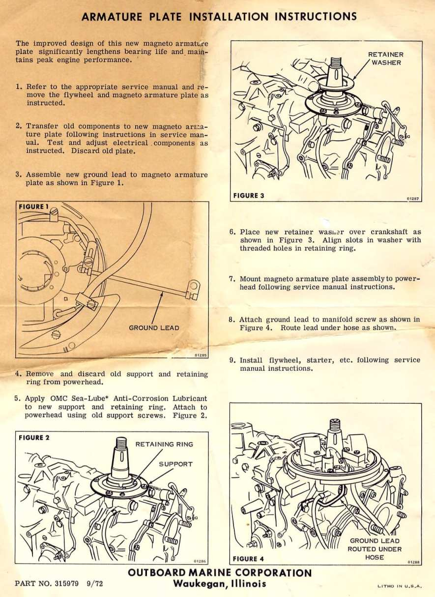 Loose-armature-plate-kit-instructions