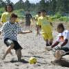 ビーチサッカー普及へ青森県リーグ17日開幕
