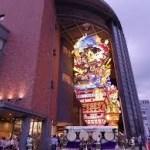 「立佞武多」 北海道新幹線 開業イベントで 3月東京・銀座を駆ける!