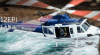 青森「ベルヘリコプター」青森県防災航空隊のBell 412EPIをPR 日本で運航開始.