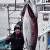 大阪から大間移住のマグロ漁師、103キロ釣った!