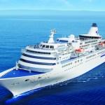 2017 青森港に「大型クルーズ船」の寄港が相次いでいる!