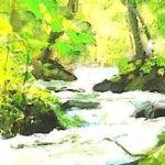 「高橋憲悦」絵画展~今年も「黒石温泉郷」にて「心癒す」一枚の絵との出会い!