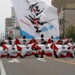 青森・弘前=第19回「よさこい津軽2018」開催!@6月24日