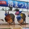 津軽半島・蟹田漁港「外ヶ浜町港まつり2018」開催!@7月15日