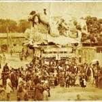 「青森ねぶた祭」~「最古の写真発見」~「127年前に撮影」@ 2018年7月31日
