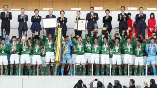高校サッカー決勝/青森山田が2年ぶり2度目V優勝!2019年1月14日